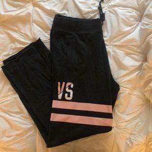 VS Wide Leg Sweatpants
